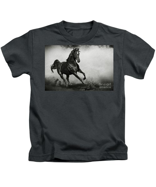 Arabian Horse Kids T-Shirt