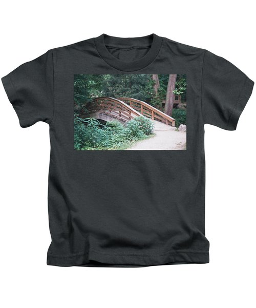 Arched Bridge Kids T-Shirt