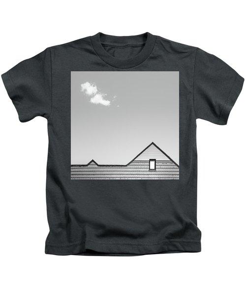 Architectural Ekg Kids T-Shirt