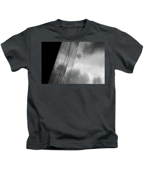 Architecture And Immorality Kids T-Shirt