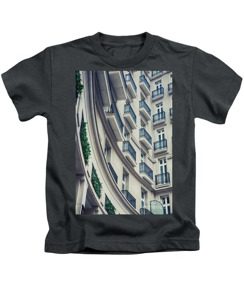 Architecture Background  Kids T-Shirt