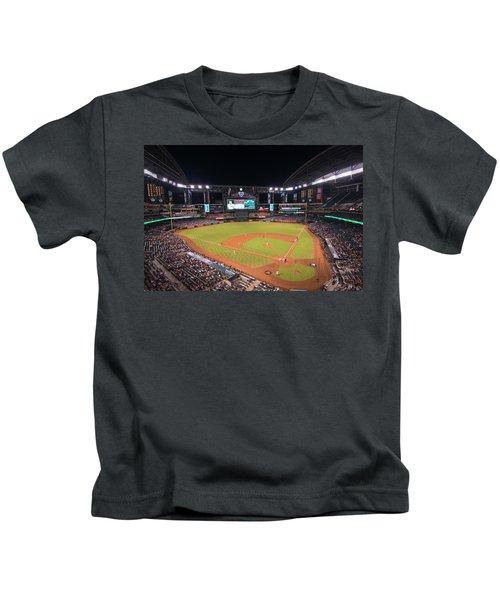 Arizona Diamondbacks Baseball 2591 Kids T-Shirt