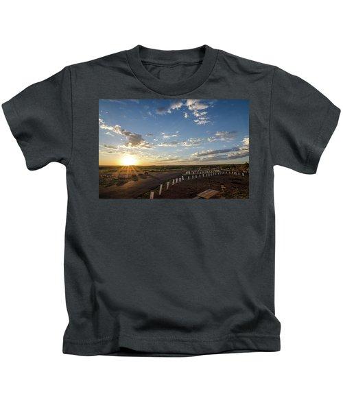 Arizona Sunrise Kids T-Shirt
