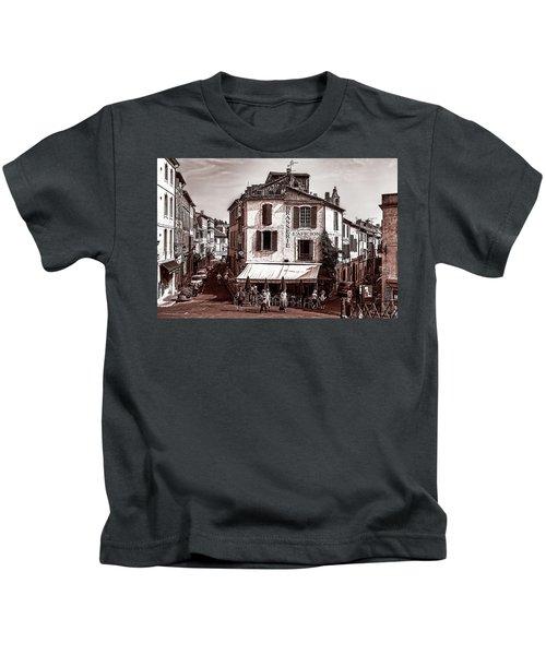 Arles, France, In Sepia Kids T-Shirt