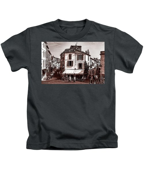 Arles, France, In Sepia Kids T-Shirt