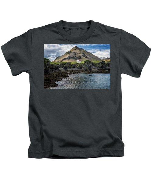 Arnarstapi House Kids T-Shirt