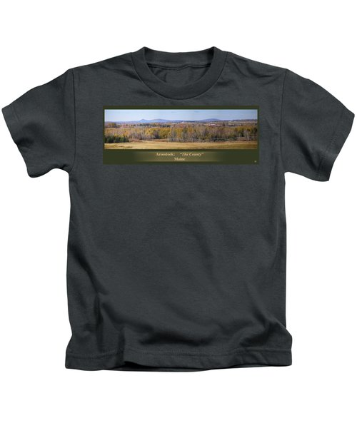 Aroostook Kids T-Shirt