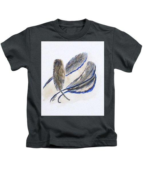 Art Doodle No. 21 Kids T-Shirt