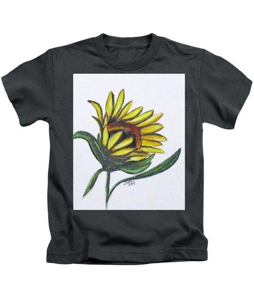 Art Doodle No. 22 Kids T-Shirt