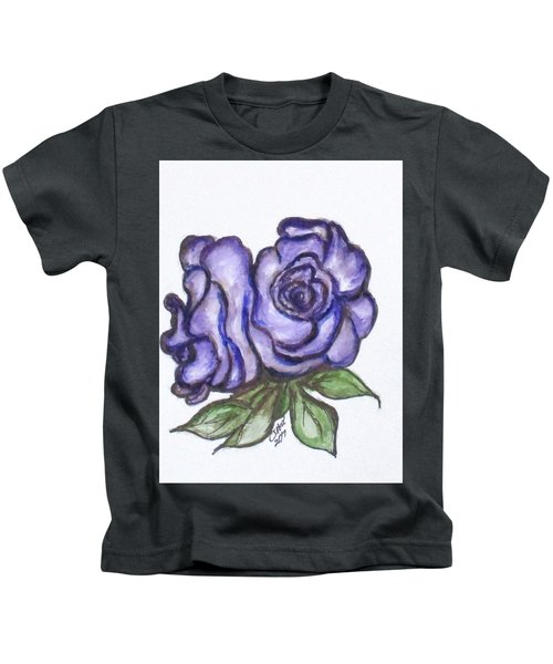 Art Doodle No. 26 Kids T-Shirt