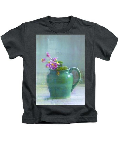 Art Of Begonia Kids T-Shirt