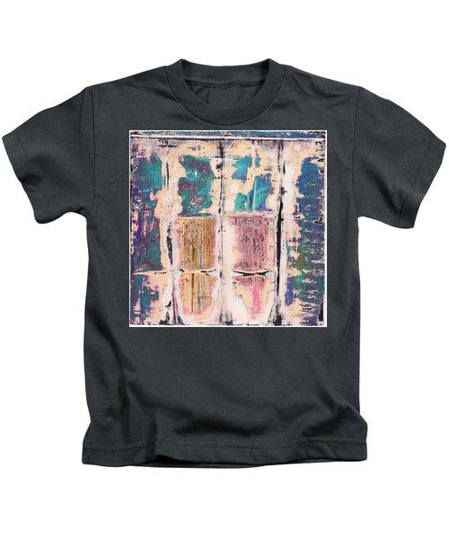 Art Print Square 8 Kids T-Shirt