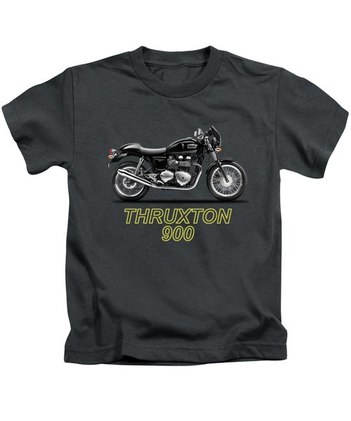 Triumph Thruxton Kids T-Shirt