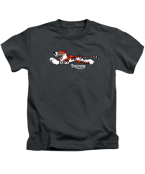 Triumph Tiger Phone Case Kids T-Shirt