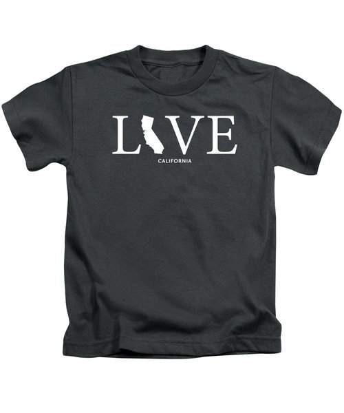 Ca Love Kids T-Shirt by Nancy Ingersoll