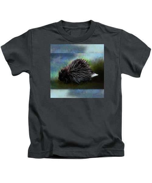 Porcupine Kids T-Shirt