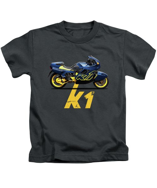 The K1 Motorcycle Kids T-Shirt