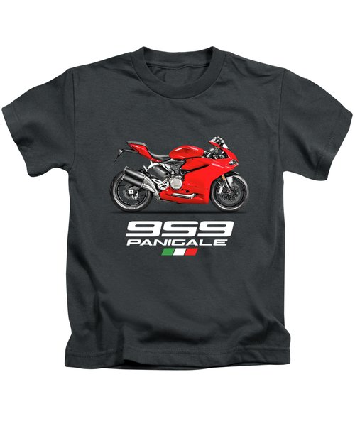 Ducati Panigale 959 Kids T-Shirt