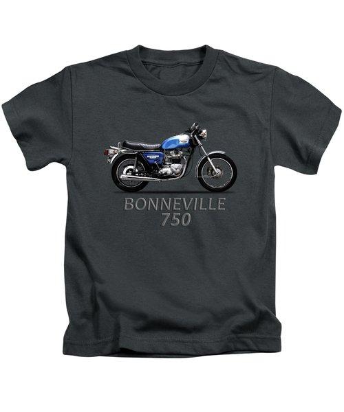 Bonneville T140 1979 Kids T-Shirt
