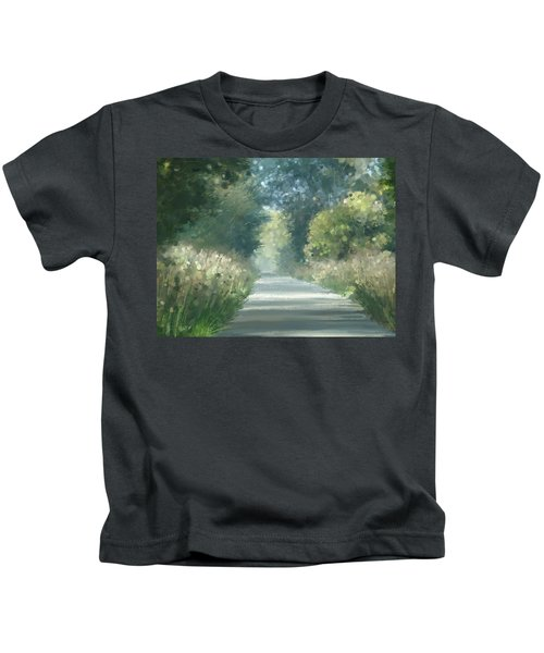 The Road Back Home Kids T-Shirt