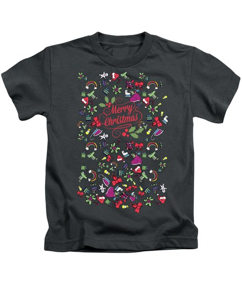 Happy Holiday  Kids T-Shirt