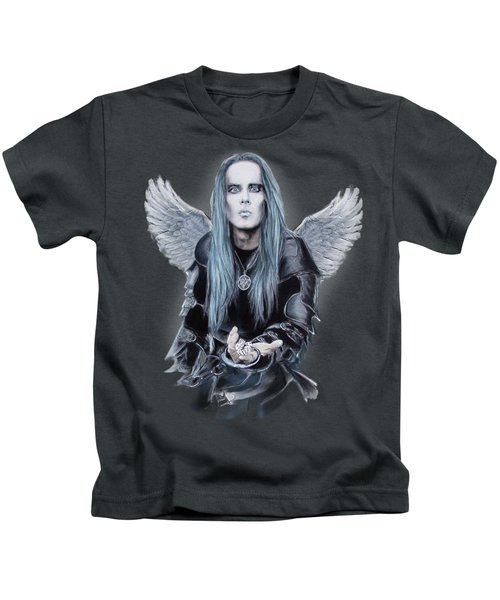 Adam Darski Kids T-Shirt