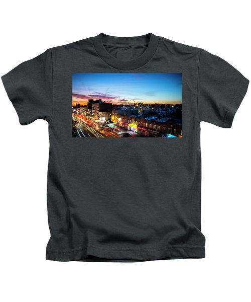 As Night Falls Kids T-Shirt