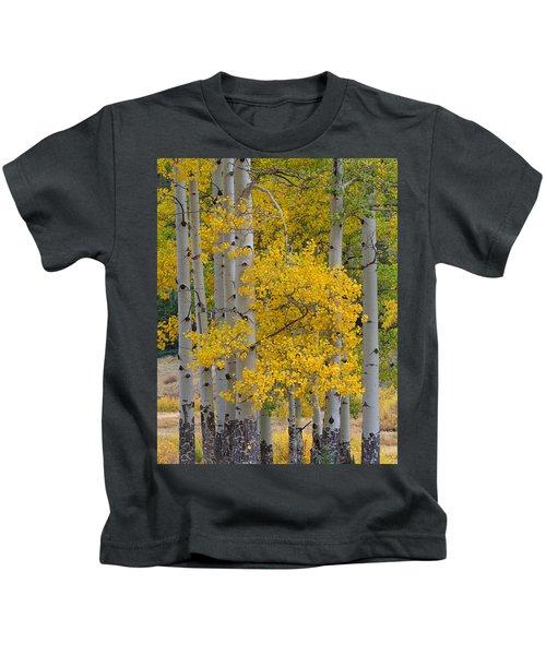 Aspen Bouquet Kids T-Shirt
