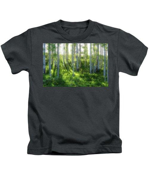 Aspen Morning 3 Kids T-Shirt