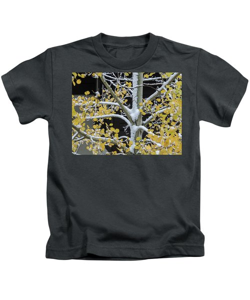 Aspen Snow Kids T-Shirt