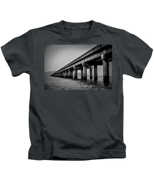 Astoria Bridge Kids T-Shirt
