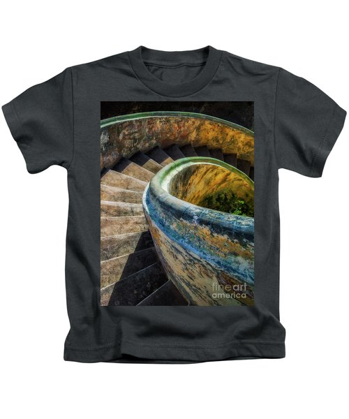Asylum Staircase Kids T-Shirt