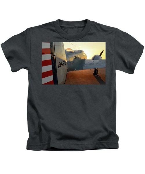 At-11 Sunrise Kids T-Shirt