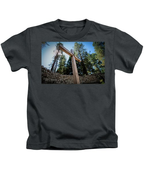 At The Cross Kids T-Shirt