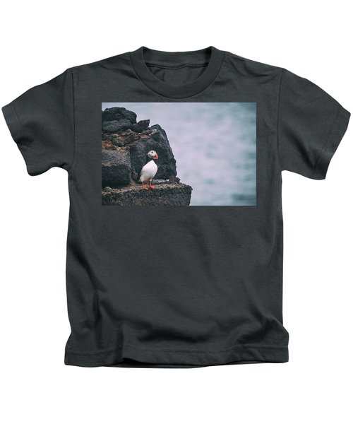 Atlantic Puffin Kids T-Shirt