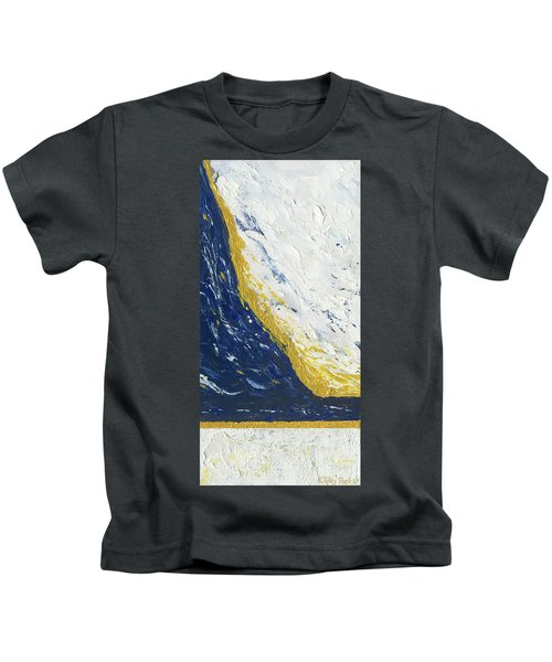 Atmospheric Conditions, Panel 3 Of 3 Kids T-Shirt