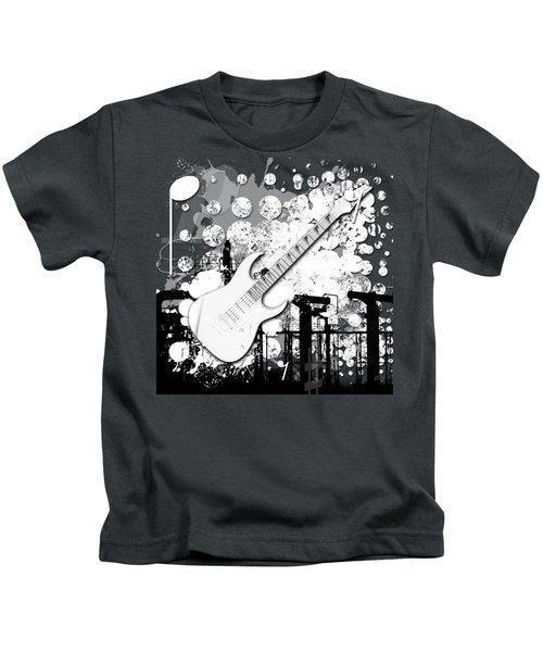 Audio Graphics 2 Kids T-Shirt