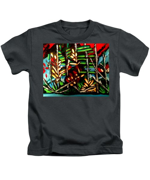 Autumn Blaze1 Kids T-Shirt