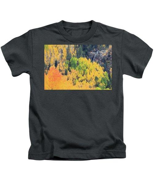Autumn Glory Kids T-Shirt