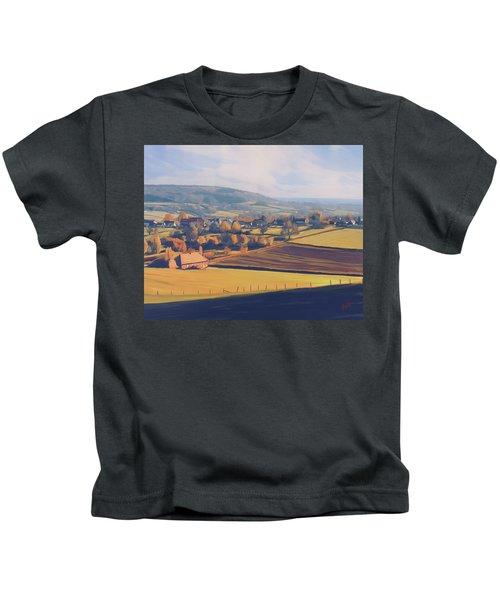 Autumn In Mechelen Kids T-Shirt