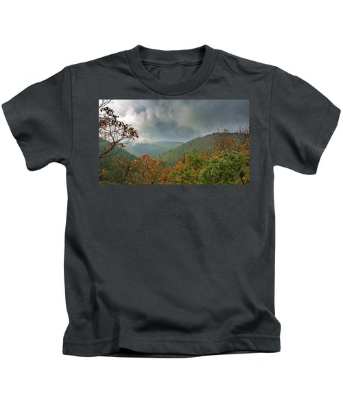 Autumn In The Ilsetal, Harz Kids T-Shirt