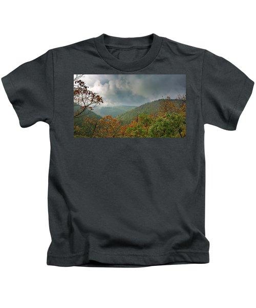 Autumn In The Ilsetal, Harz Kids T-Shirt
