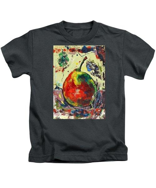 Autumn Swirl Kids T-Shirt