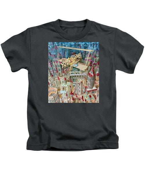 Aviator Kids T-Shirt