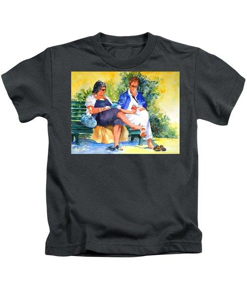 Avid Readers #1 Kids T-Shirt
