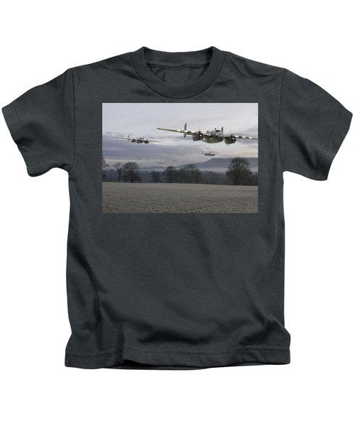 B25 Strike Package Kids T-Shirt