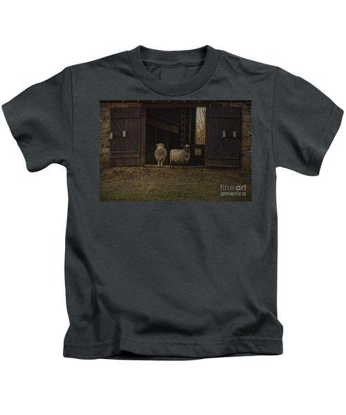 Ba Ram Ewe Kids T-Shirt