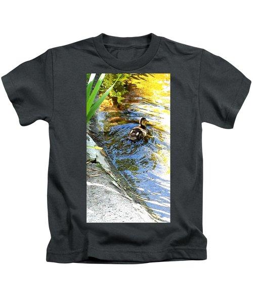 Baby Duck Kids T-Shirt