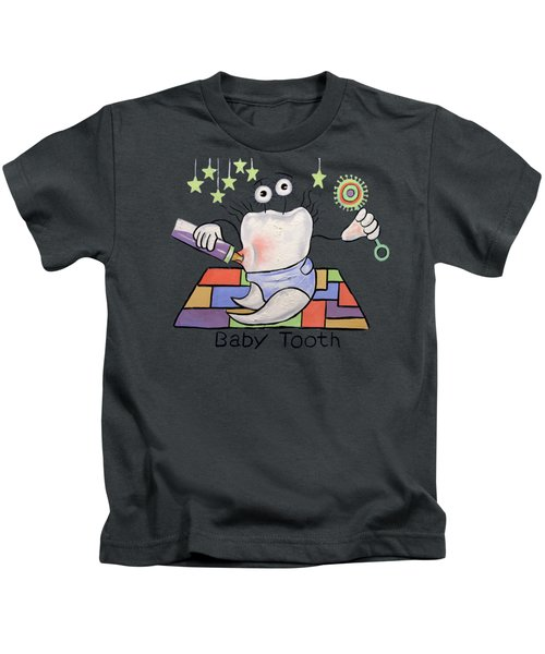 Baby Tooth T-shirt Kids T-Shirt
