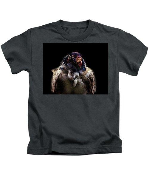 Bad Birdy Kids T-Shirt by Martin Newman